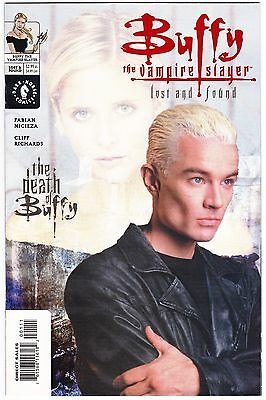 Buffy: The Vampire Slayer - Lost And Found Special - Df Red Foil Ed. Ltd To 3000
