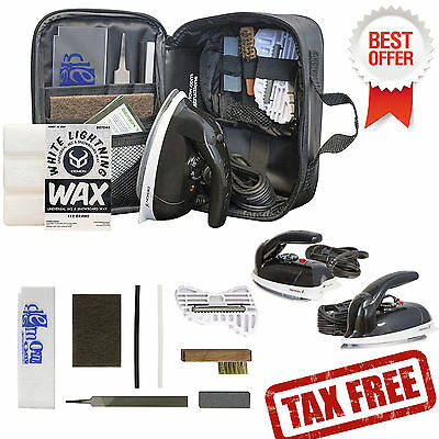 New Demon 2015 Complete Tune Personal Kit for Snowboard Ski + Free Gift Temp Wax