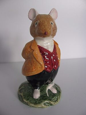 Royal Doulton Brambly Hedge - Lord Woodmouse