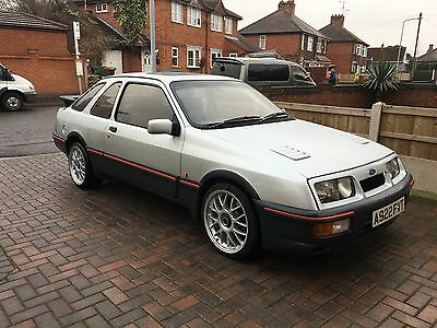 FORD SIERRA XR4i RS COSWORTH LOOKS SILVER may px/swap