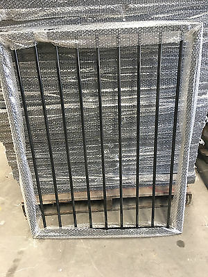 Pool Gate 950mm wide 1200mm high Certified