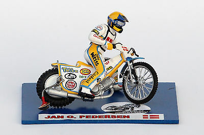 Jan O Pedersen speedway model (large size) :: Handmade :: UNIQUE COLLECTION !