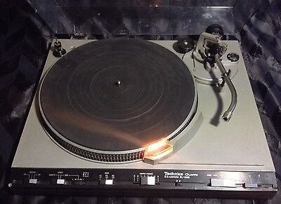 Technics Sl-5300 Direct Drive Automatic Turntable System