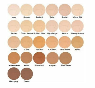 Jane Iredale PurePressed Base Mineral Foundation SPF20 Refill (Choose Color)