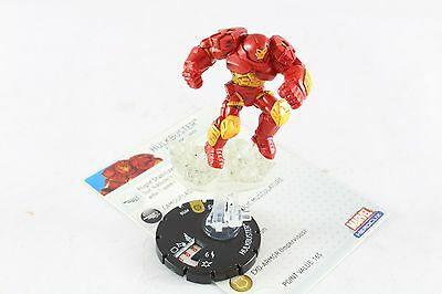Heroclix Marvel Mutations and Monsters Hulkbuster 050 SR Super Rare
