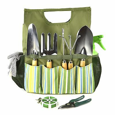 Plant Theatre Essential Garden Tool Bag - Includes Tools - Gift fo... -Brand New