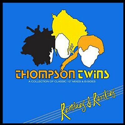 Remixes & Rarities:collection Of Classic 12 - Thompson Twins (2014, CD NEUF)