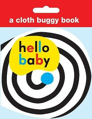 Hello Baby Cloth Buggy Book Roger Priddy New Book