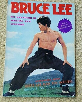 Bruce Lee His Unknowns In Martial Arts