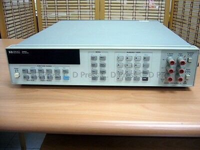 Used Agilent/HP 3458A Digital Multimeter