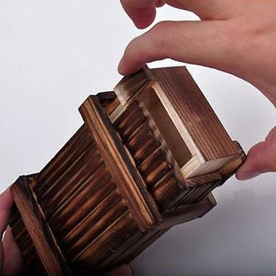 Funny Puzzle Room Escape Tricky Props Bored Organ Box Novelty IQ Kids Toys Y