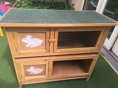 Rabbit Guinea pig Chicken Hutch