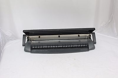Gbc Combbind C50 Series Heavy Duty Spiral Binder Hole Punch