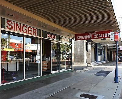 sewing centre for sale