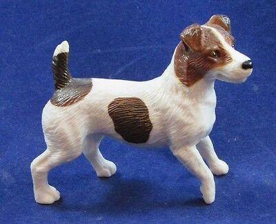 Breyer Spotted Brown and White Jack Russell Terrier Dog #1505