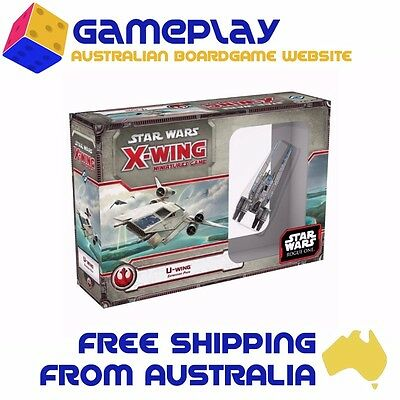 Star Wars X-Wing Miniatures Game - U Wing