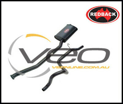 "Ford Falcon Ea-Au 6Cyl 4.0L Sedan Redback 2 1/2"" Catback Exhaust With Tailpipe"
