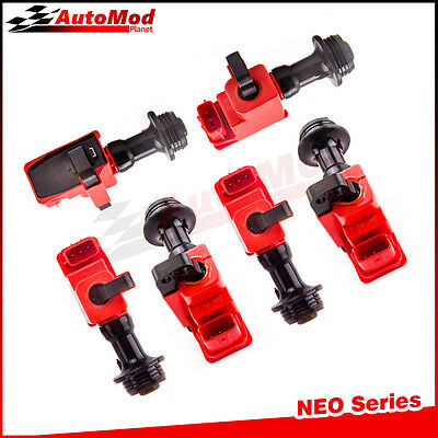 Ignition coils packs Fits Nissan Skyline Stagea R34 GTT STAGEA RB20DE RB25 NEO