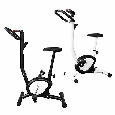 X-Bike Heimtrainer Sitz Ergometer Ergo Fitness Bike Fahrrad Trimmrad Training Zs