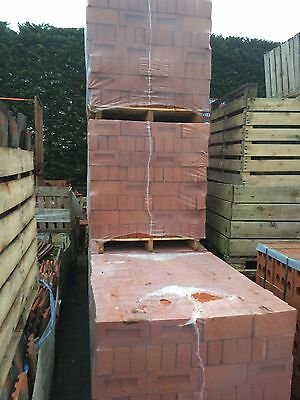 Imperial London Soft Red Bricks