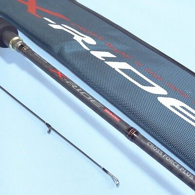 Major Craft X-RIDE XRS-T732M Spinning Rod 2 piece NEW Fishing Carbon X RIDE