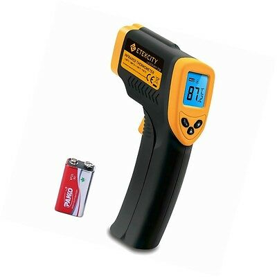 Etekcity Lasergrip 774 Non-contact Digital Laser IR Infrared Thermometer, - 50 -