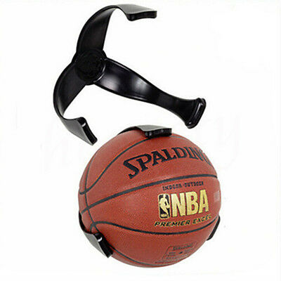 Space Saver Basketball Soccer Ball Claw Sports Wall Mount Holder Ball Equipment