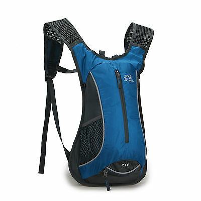 New cycling Bag small backpack H2O cycle fit for Water Bladder Hydration
