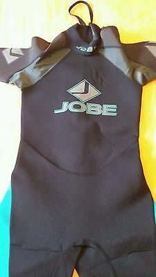 "Jobe Shortie Wetsuit adult Size XS (teenager) New Chest 26"" triathlon"