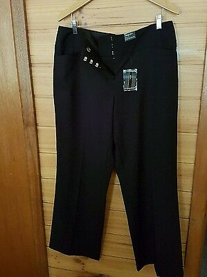 Target black work pants, Size 16, Brand New!