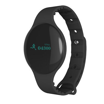 Bluetooth Health Wristband Sport Fitness Tracker Sleep Monitor Band Smart Watch