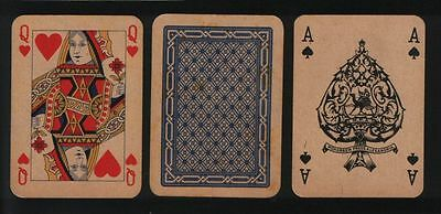 Collectable vintage  playing cards 777 by Moharrem of Alexandria, Egypt