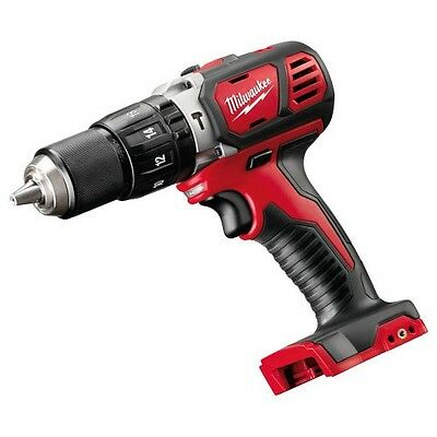 Milwaukee M18Bpd-0 18V 18 Volt Cordless Hammer Drill Driver Skin Free Delivery