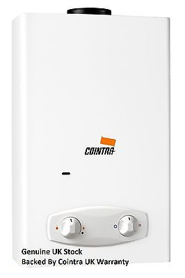 Static Caravan Cointra Optima 5L LPG Water Heater Morco D51/D61B/E Replacement