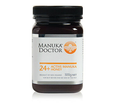 Manuka Doctor 24+ Manuka Honey 500g