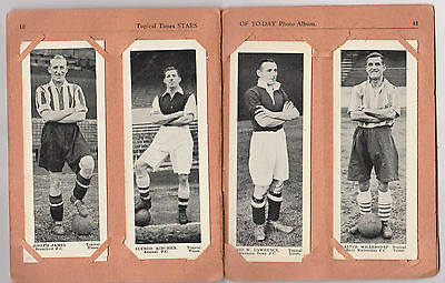 Topical  Times...full  Set  Of  24  Cards  In  Album.....1937