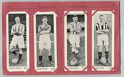 TOPICAL  TIMES...FULL  SET  OF  24  CARDS  IN  ALBUM....2nd...1938