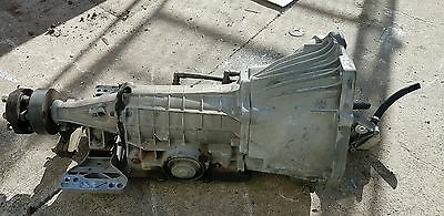 Ford BF Falcon XT 4 Speed Auto Automatic Transmission Gearbox 5R29-7000-JC LowKm