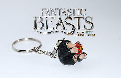 The Niffler keychain - Fantastic beasts and where to find them