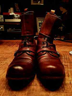Rangers, boots, bottes, marque MOMA, taille 41