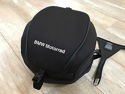 L@@K... BMW R1200R / R1200RS Pillion Seat Tail Bag