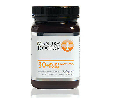 Manuka Doctor 30+ Manuka Honey 500g