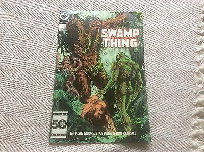 SWAMP THING No:47 Boarded & Sleeved - COMBINED POSTAGE OFFERED
