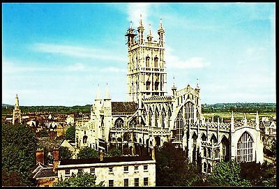 Elevated  View - Gloucester Cathedral