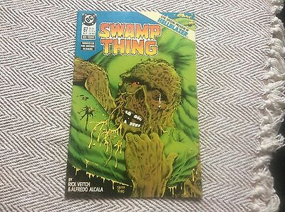 SWAMP THING No:67 Boarded & Sleeved - COMBINED POSTAGE OFFERED