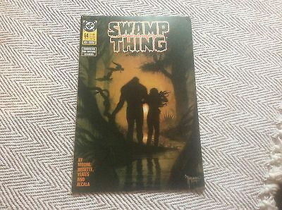 SWAMP THING No:64 Boarded & Sleeved - COMBINED POSTAGE OFFERED