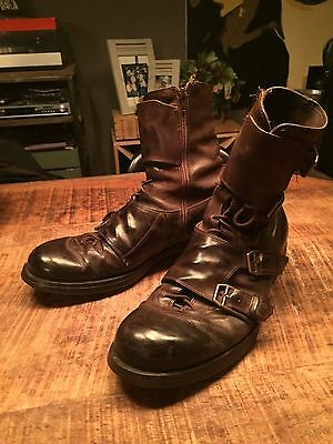 RANGERS, boots, brodequins de marque PAUL MAY - pointure 43