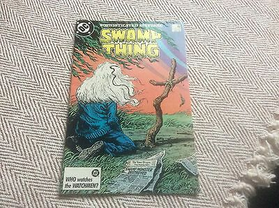 SWAMP THING No:55 Boarded & Sleeved - COMBINED POSTAGE OFFERED