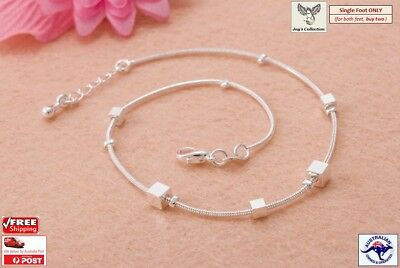 Fashion Beautiful & Elegant Women Chain Anklet Barefoot Beach Foot Jewelry [A2R]