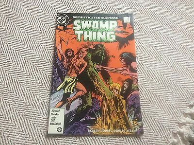 SWAMP THING No:48 Boarded & Sleeved - COMBINED POSTAGE OFFERED